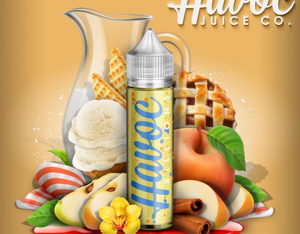 Billions E-liquid by Humble Juice Co  Review – Home