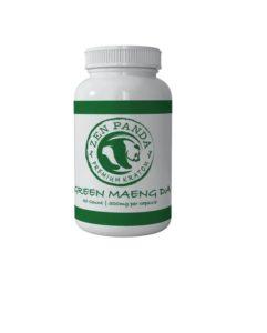 Green Maeng Da Capsules by Zen Panda Review