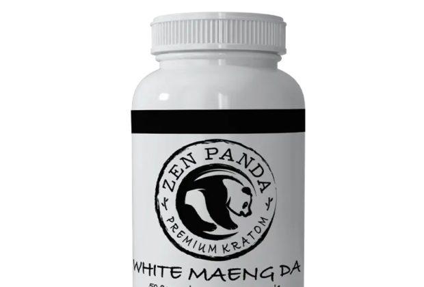 White Maeng Da Kratom Capsules by Zen Panda Review